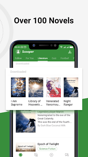 Scooper News: Local News & Viral Videos Around You V6.3.110 Screenshots 6
