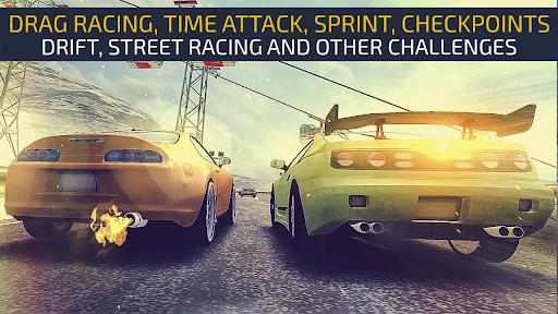 JDM Racing: Drag & Drift online races  Screenshots 4
