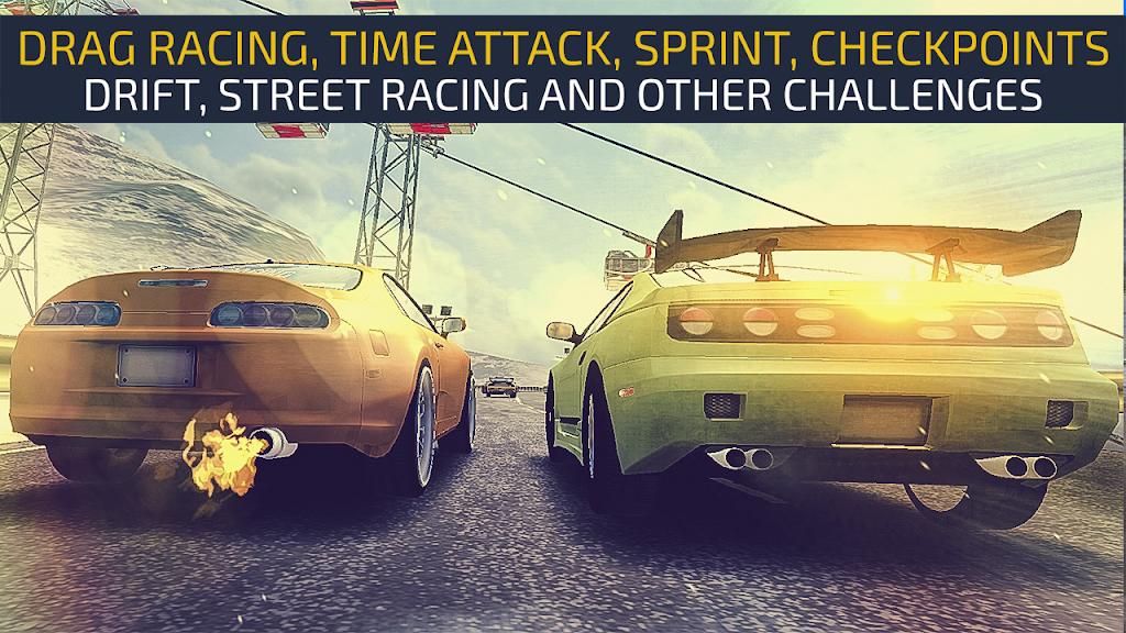 JDM Racing: Drag & Drift online races  poster 4