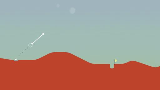 golf on mars screenshot 1