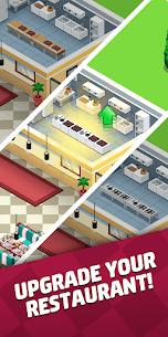 Idle Restaurant Tycoon Mod Apk 1.17.5 (Unlimited Money/Diamonds) 3