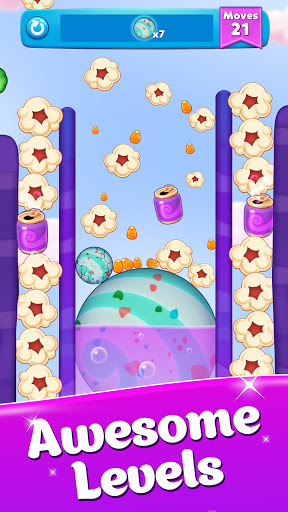 Crafty Candy Blast - Sweet Puzzle Game 1.30 screenshots 3