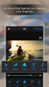 ActionDirector Video Editor Mod Apk (v6.0.3) + Premium Unlocked + No Ads 1