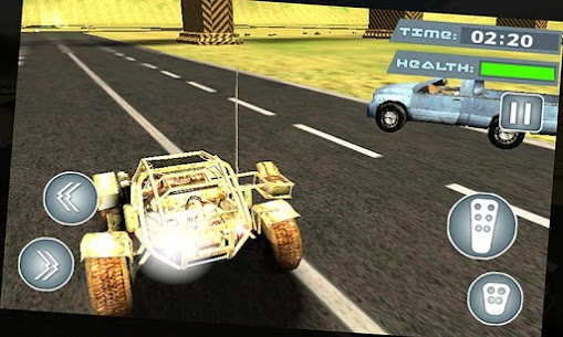 Fury Desert Death Race 3d Game Hack Android and iOS 1