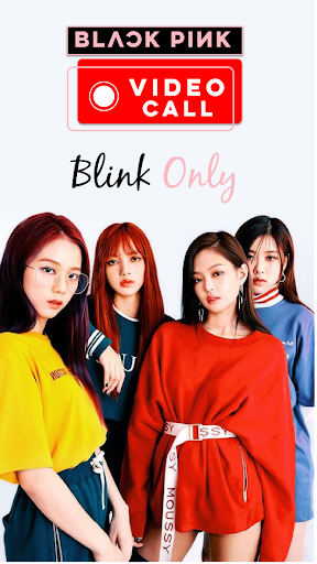 Blackpink Call Me - Call With Blackpink Idol Prank 1.6 Screenshots 1