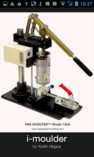 iMoulder Scientific Plastic injection Molding tool