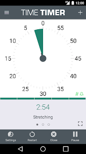 Time Timer Visual Productivity Screenshot