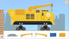 Labo 子供のためのレンガ列車ゲーム-子供の列車ゲーム鉄道レースゲーム。のおすすめ画像3