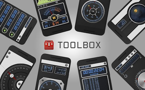 Toolbox PRO – Smart Handy Measurement Tools v2.6.1 [Paid] 1