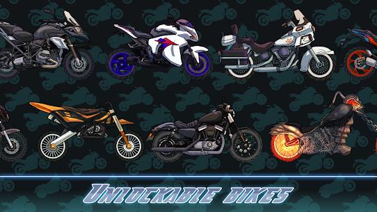Unlimited Trials – Free Bike Game 4