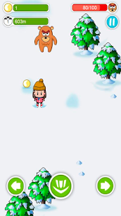 Ski Fleet Run Hack for Android and iOS 5