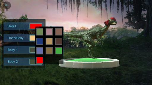 Dilophosaurus Simulator 1.0.4 screenshots 8