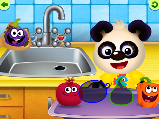 FunnyFood Kindergarten learning games for toddlers 2.4.1.19 Screenshots 13