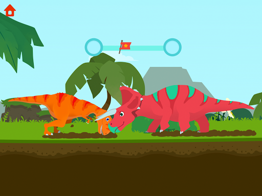 Dinosaur Island: T-Rex Games for kids in jurassic 1.0.6 screenshots 6
