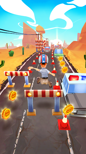 Run Forrest Run - New Games 2021: Running Games! Screenshot