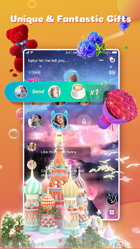 YoHo: Meet Your Friends in Voice Chat Room android2mod screenshots 7