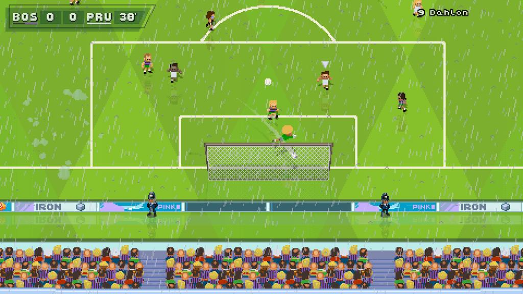 Super Arcade Football poster 3