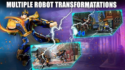 Robot Game 3D Fight: Transformers Games 2021  screenshots 3