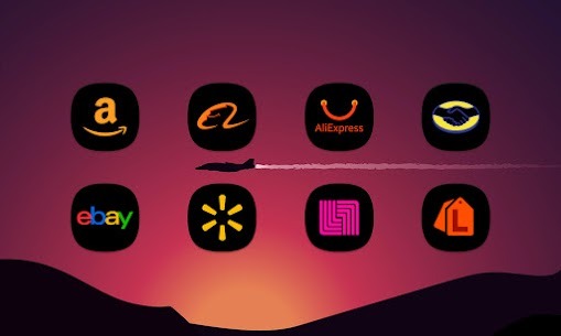 OneUI 3 Black – Icon Pack APK (PAID) Download 5