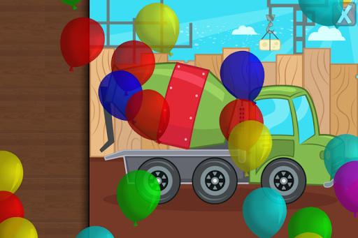 Cars & Trucks Jigsaw Puzzle for Kids 3.6 screenshots 2