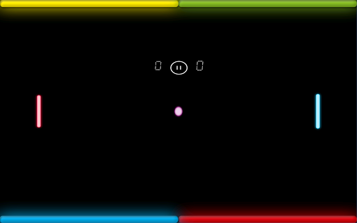 Neon Ping Pong For PC Windows (7, 8, 10, 10X) & Mac Computer Image Number- 8