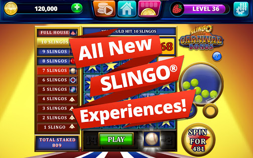 Slingo Arcade: Bingo Slots Game 20.15.0.1009668 screenshots 8