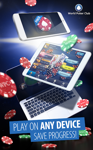 Poker Games: World Poker Club 1.150 Screenshots 9