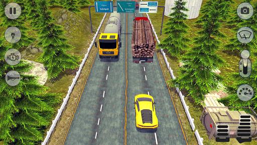 In Truck Driving: Euro new Truck 2020 1.5 screenshots 3