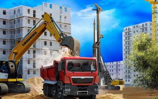 Construction City 2019: Building Simulator 1.3.0 screenshots 2