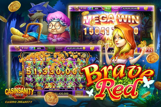 Casinsanity Slots u2013 Free Casino Pop Games 6.7 screenshots 6