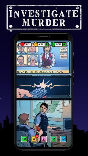 Uncrime: Crime investigation & Detective gameud83dudd0eud83dudd26 android2mod screenshots 3