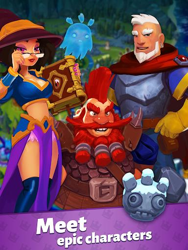 Merge Master u2013 Adventure Puzzle Apkfinish screenshots 16