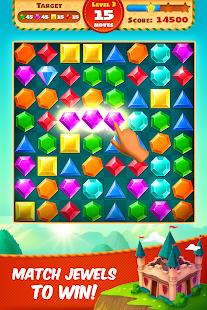 Jewel Empire : Quest & Match 3 Puzzle screenshots 13