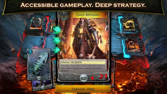 Download Order & Chaos Duels online game Android Chaos + Data 3