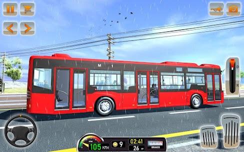 Modern Bus Driving Simulator: Bus Games 2021 9