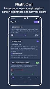 Night Owl Screen Dimmer Premium Cracked APK 2