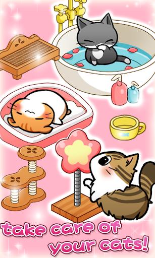 Cat Room - Cute Cat Games 3.0.8 Screenshots 3