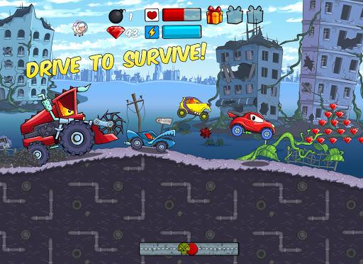 Car Eats Car - Apocalypse Racing 2.9 Screenshots 3