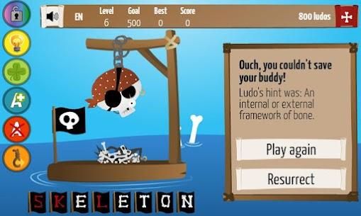 Hangman Deluxe Premium APK 4