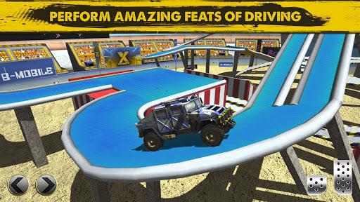 3D Monster Truck Parking Game 2.2 screenshots 4