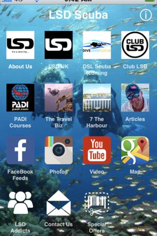lsd scuba screenshot 1