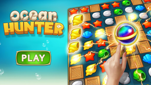 Ocean Hunter : Match 3 Puzzle 1.0.8 screenshots 1