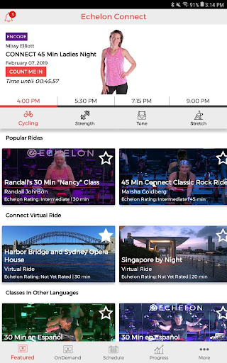 Echelon Fit 2.0.80 Screenshots 4