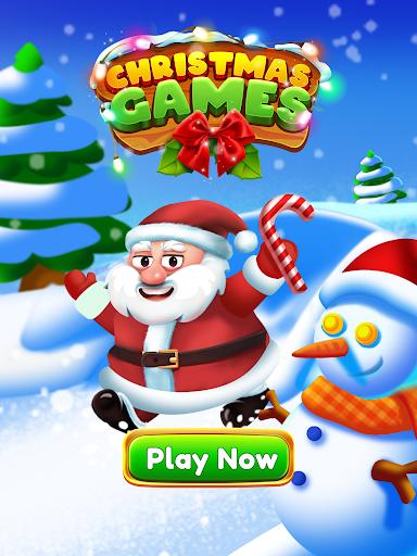 Christmas Games - Bubble Shooter 2020 2.9 screenshots 14