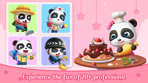 Baby Panda's Playhouse apktreat screenshots 2