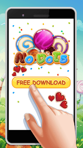 NoDots! Donuts Match 3 For Pc | How To Install (Download Windows 7, 8, 10, Mac) 1