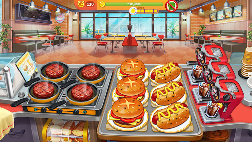 Crazy Diner: Crazy Chef's Kitchen Adventure 1.0.3 screenshots 1