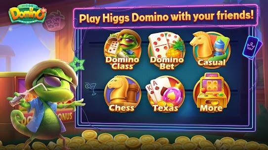 Higgs Domino Island-Gaple QiuQiu Poker Game Online APK MOD 1