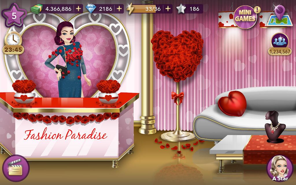 Hollywood Story: Fashion Star  poster 11