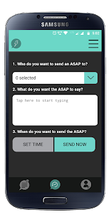 RespondASAP – ⏰📬 messages impossible to miss 9.0 APK + MOD Download 1